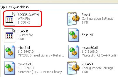 Convert HP WinFlash BIOS to a bootable floppy file